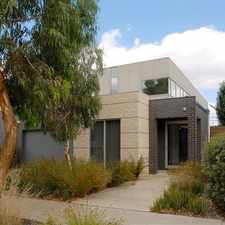 Rental info for UNDER APPLICATION WITH CRANBOURNE'S NUMBER 1 AGENT in the Melbourne area