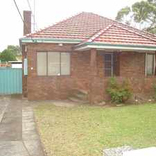 Rental info for Peaceful and Convenient in the Hurstville area