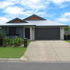 Rental info for Near New Four Bedroom Home in the Cairns area