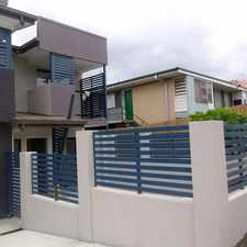 Rental info for Trendy Townhouse in the Brisbane area