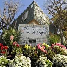 Rental info for The Gardens at Arlington