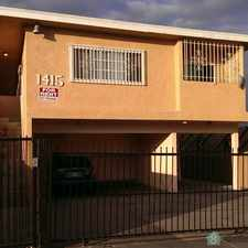 Rental info for 1415 W, 97th St Los Angeles, CA. 90047 in the Westmont area