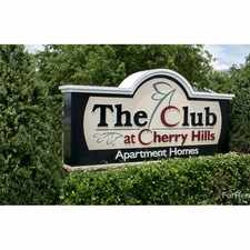 Rental info for The Club at Cherry Hills in the Wichita area