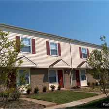 Rental info for Village South Townhomes
