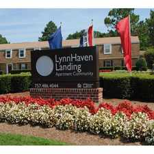 Rental info for Lynnhaven Landing Apartments & Townhomes in the Virginia Beach area