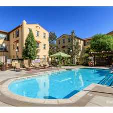 Rental info for The Paseos at Magnolia Luxury Apartment Homes