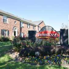 Rental info for Jamestown at St. Matthews