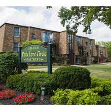Rental info for Park Lane Circle Apartments in the Lockport area