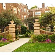 Rental info for Oak Park Residence