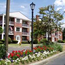 Rental info for Gaslight Village in the 02190 area