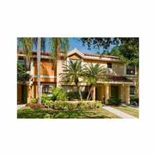 Rental info for Forest Pointe in the Pompano Beach area