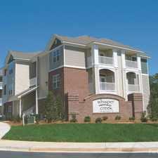 Rental info for Whisper Creek