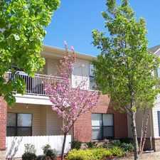 Rental info for Chapel Ridge of Springdale