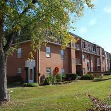 Rental info for Monticello Square