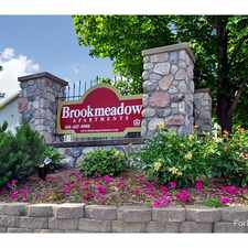 Rental info for Brookmeadow Apartments