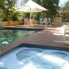 Rental info for One bedroom unit **Antigua Resort** in the Broadbeach area
