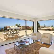 Rental info for THREE BEDROOM PENTHOUSE! in the Vaucluse area