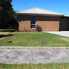 Rental info for LEASED ON FIRST INSPECTION! in the Geelong area