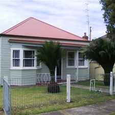 Rental info for Three bedroom home in the Wollongong area