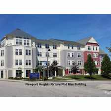 Rental info for Newport Heights