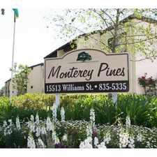 Rental info for Monterey Pines (Tustin)