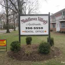 Rental info for Middlesex Village