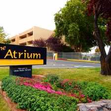 Rental info for Atrium Residential Condominiums