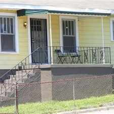 Rental info for Nice home, hard wood floors, with fenced yard & detached garage. in the Sherman Heights area