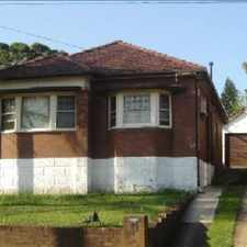 Rental info for Two Bedroom Brick Home