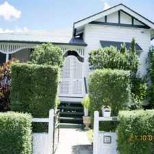 Rental info for Charismatic 3 bedroom home-Wilston - UNDER APPLICATION