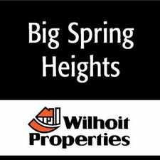 Rental info for Big Springs Heights Apartments in the Big Spring area