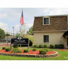 Rental info for Woodsmill Apartments in the Newburg area