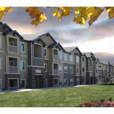 Rental info for Aldara Apartment Homes