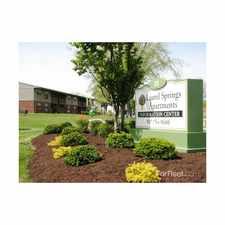 Rental info for Laurel Springs Apartments