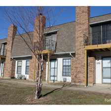 Rental info for Millwood Townhomes