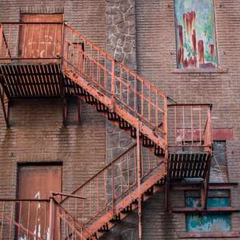 Photo of Abandoned Buildings in The Heights, Jersey City