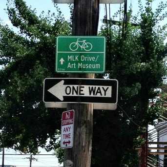 Photo of Philadelphia Bike Route in Mantua, Philadelphia