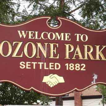 Photo of Welcome to Ozone Park in Ozone Park, New York