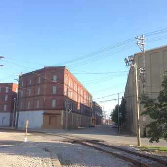 Photo of Shippingport Row Business District in Portland, Louisville-Jefferson