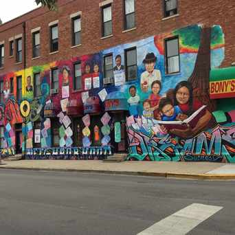 Photo of Pulbic Art in Pilsen, Chicago