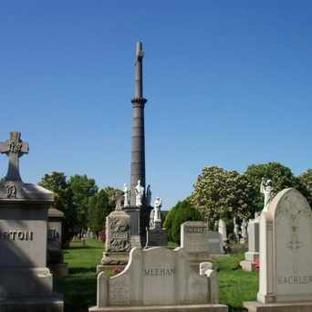 Photo of Holy Name Cemetery & Mausoleum in McGinley Square, Jersey City