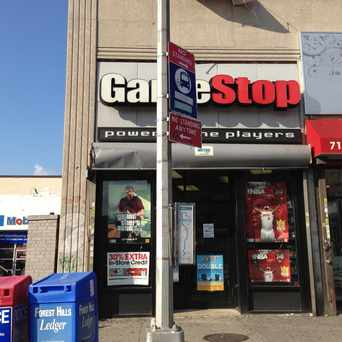 Photo of Game Stop in Flushing, New York
