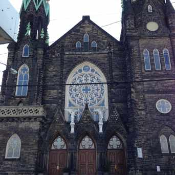 Photo of Saint Michaels Catholic Church in Tremont, Cleveland