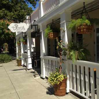 Photo of The Porch Restaurant and Bar in Midtown, Sacramento