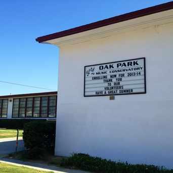 Photo of Oak Park Elementary School in Oak Park, San Diego