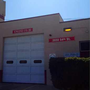 Photo of Engine Company 26 in Oak Park, San Diego
