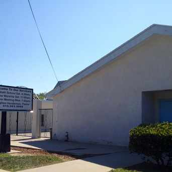 Photo of New Hope Church in Oak Park, San Diego
