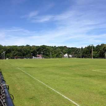 Photo of Alumni Field in Lowell
