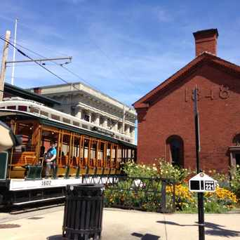 Photo of National Trolley Museum in Lowell
