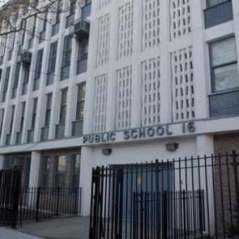 Photo of Public School 16 in Graniteville, New York